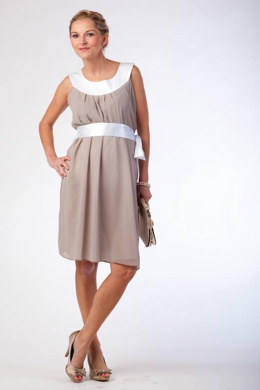 Těhotenské šaty BEBEFIELD - Amelia Chai