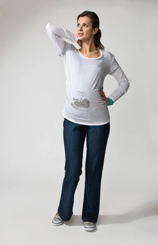 Těhotenské kalhoty Torelle - Pacific