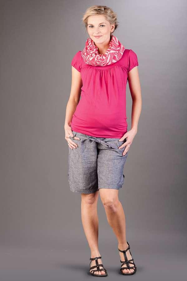 Těhotenské kalhoty BEBEFIELD - Rio Jeans