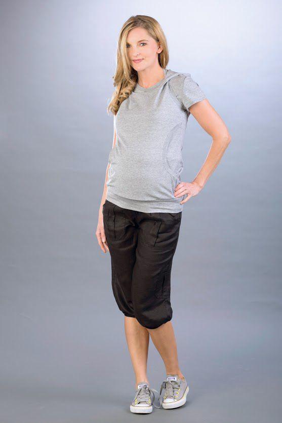Těhotenské kalhoty BEBEFIELD - Cairo