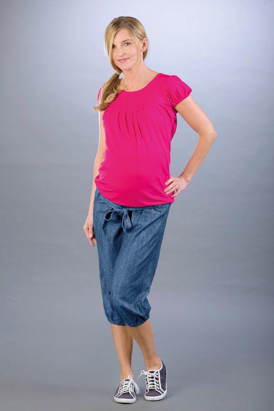 Těhotenské kalhoty BEBEFIELD - Colin Jeans