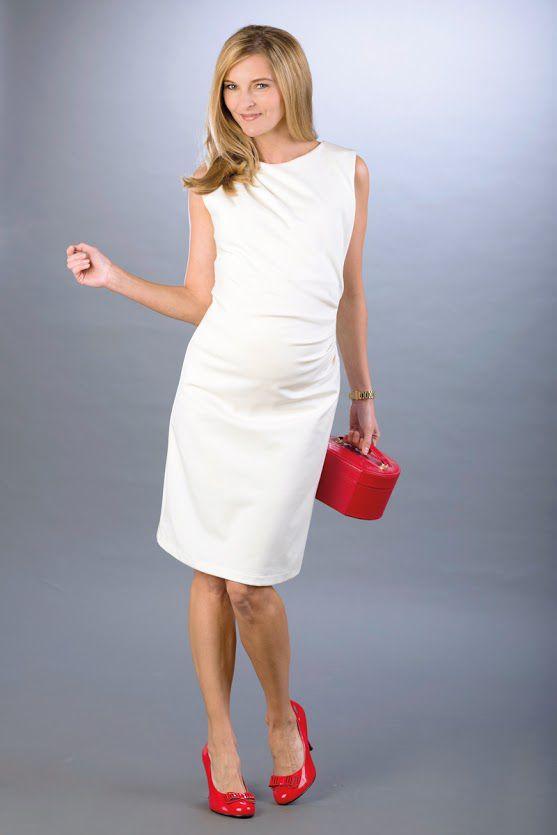 Těhotenské šaty BEBEFIELD - Jaqueline