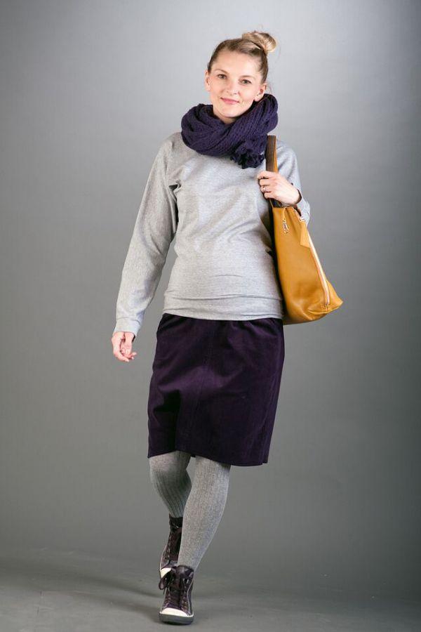 Těhotenská sukně BEBEFIELD - Lola Viola