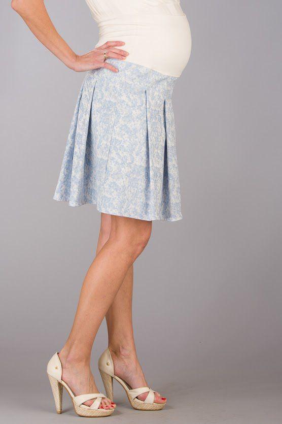 Těhotenská sukně BEBEFIELD - Mona