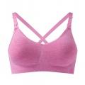 Těhotenská a kojící podprsenka Bravado! - Body Silk Seamless Yoga