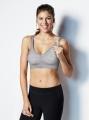 Zvětšit fotografii - Těhotenská a kojící podprsenka Bravado! - Body Silk Seamless Yoga