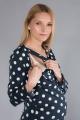Těhotenská halenka BEBEFIELD - Daphne Jeans & White