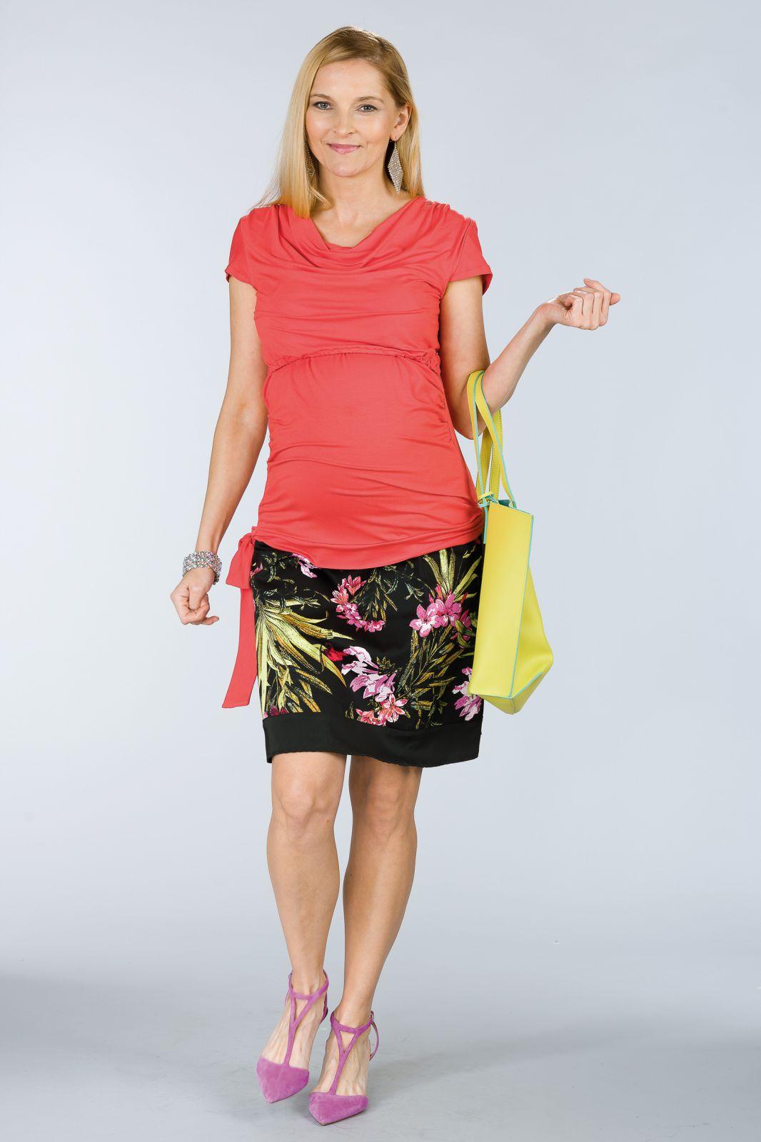 Těhotenská sukně BEBEFIELD - Marita