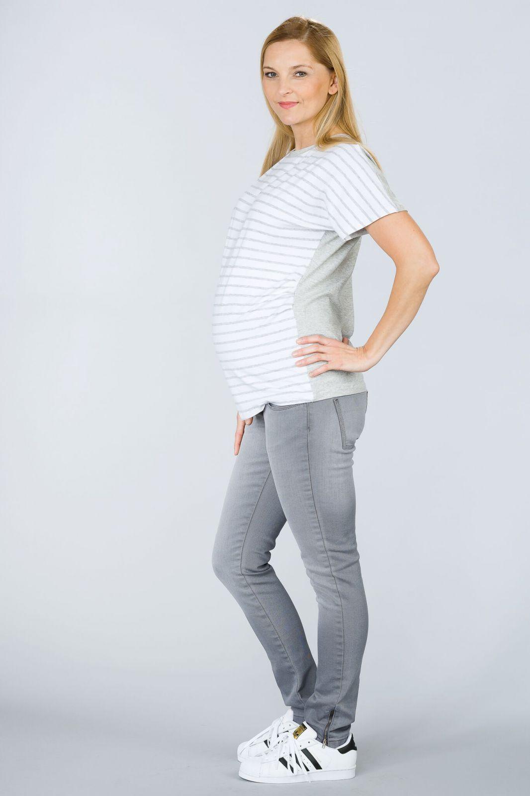 Těhotenské kalhoty BEBEFIELD - Arizona Jeans