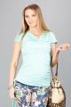 Těhotenská halenka BEBEFIELD - Patrizia Mint