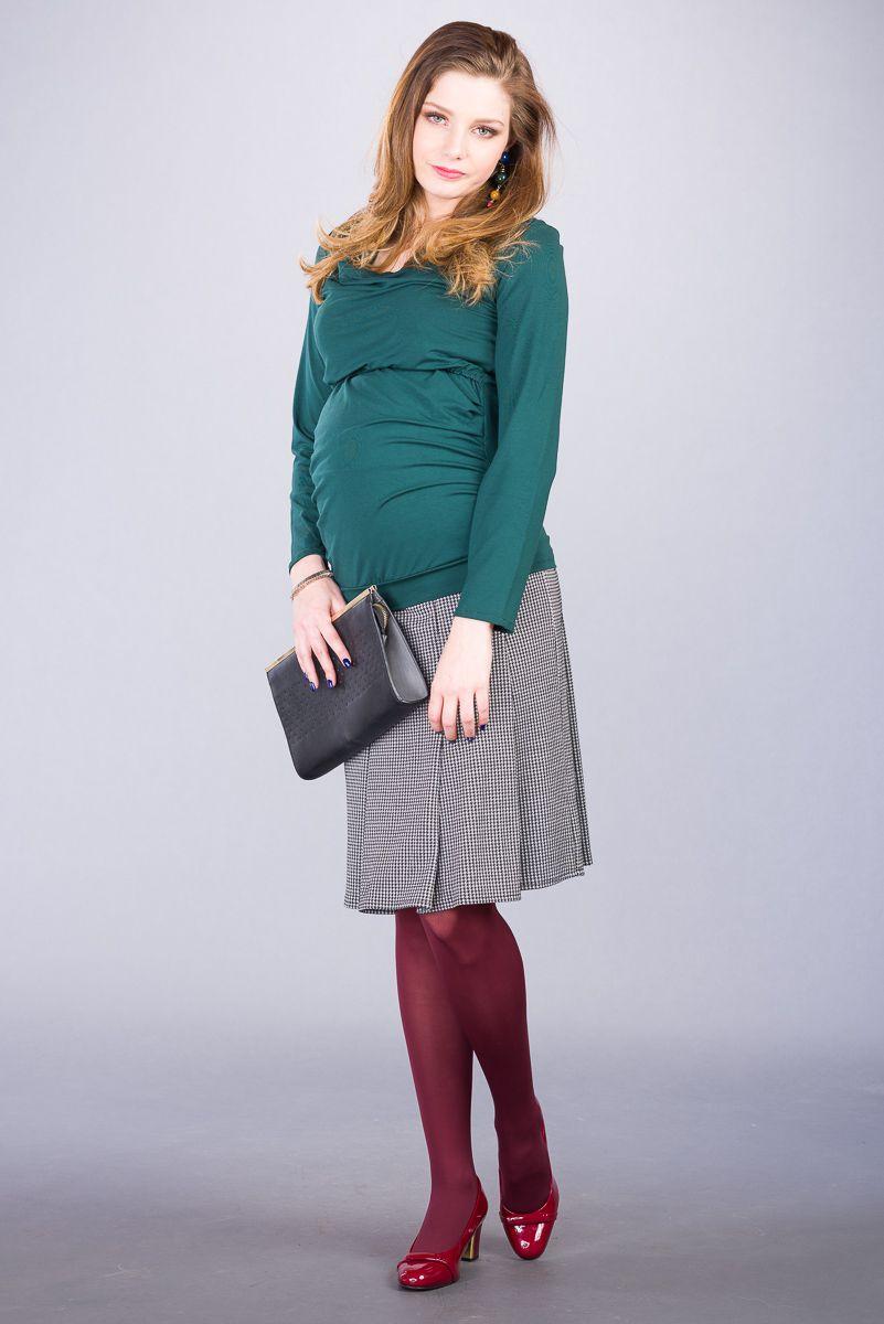 Těhotenská sukně BEBEFIELD - Donna - Velikost 40