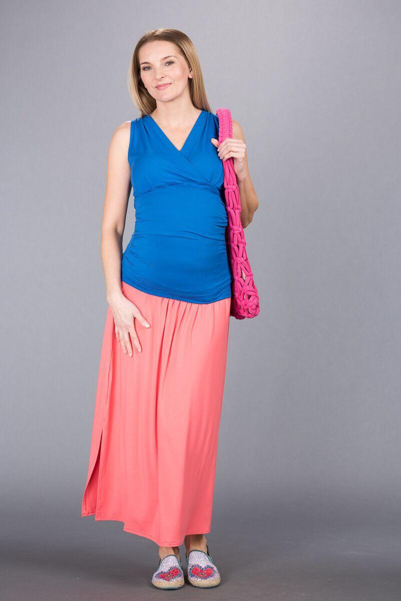 Těhotenská sukně BEBEFIELD - Suzanna Coral