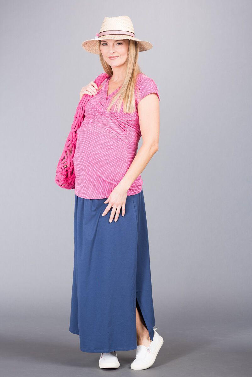 Těhotenská sukně BEBEFIELD - Suzanna Jeans