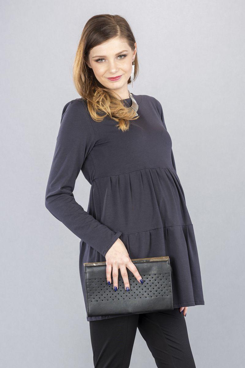 Těhotenská tunika BEBEFIELD - Alison Grey