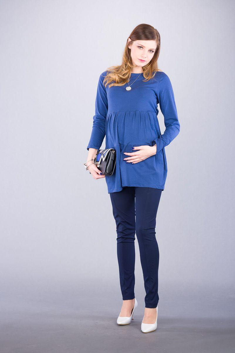 Těhotenská tunika BEBEFIELD - Alison Jeans