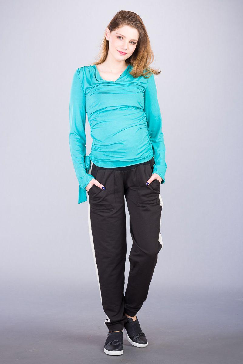 Těhotenské kalhoty BEBEFIELD - Fabio
