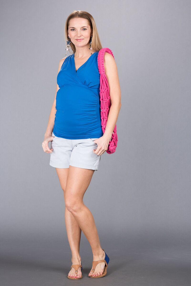 Těhotenské kalhoty BEBEFIELD - Valerie