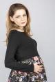Těhotenské šaty BEBEFIELD - Eileen