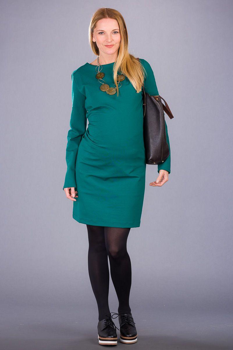 Těhotenské šaty BEBEFIELD - Liliana Green