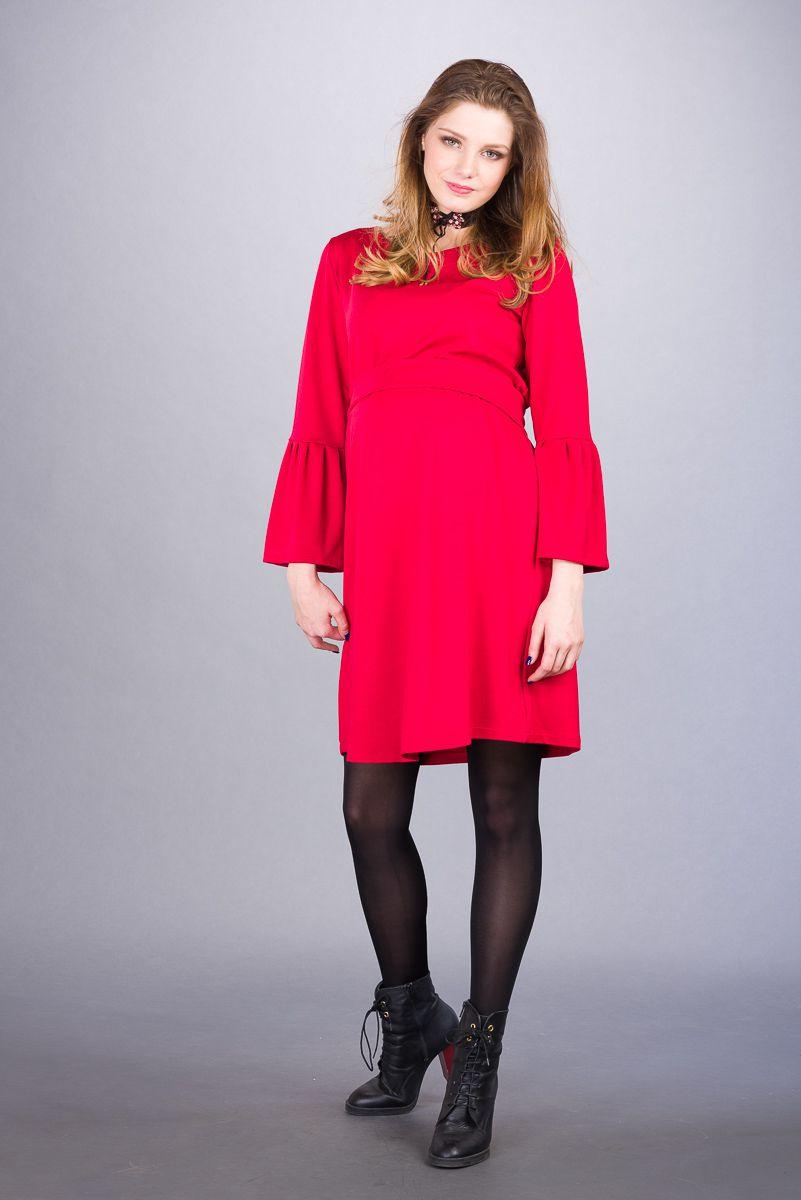 Těhotenské šaty BEBEFIELD - Lucia