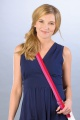 Těhotenské šaty BEBEFIELD - Rachel Inkoust