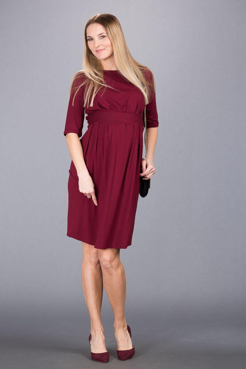 Těhotenské šaty BEBEFIELD - Valentina Claret