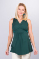 Těhotenská halenka BEBEFIELD - Debra Pine