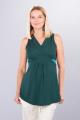 Těhotenská halenka BEBEFIELD - Debra Pine | Velikost 36, Velikost 38, Velikost 40, Velikost 42, Velikost 44