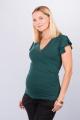 Těhotenská halenka BEBEFIELD - Elena Pine