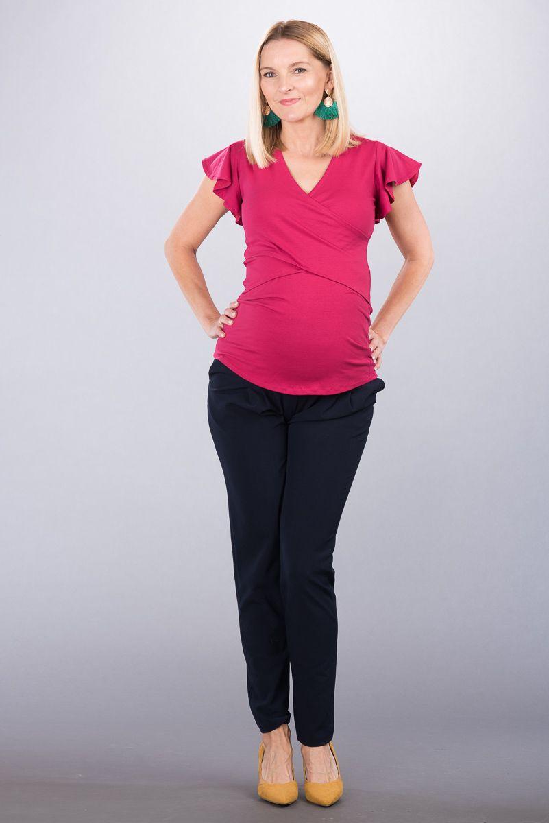 Těhotenské kalhoty BEBEFIELD - Madrid