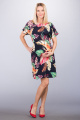 Těhotenské šaty BEBEFIELD - Cara