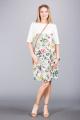 Těhotenské šaty BEBEFIELD - Julietta Flower