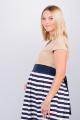 Těhotenské šaty BEBEFIELD - Marissa