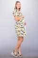 Těhotenské šaty BEBEFIELD - Ophelia