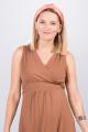 Těhotenské šaty BEBEFIELD - Rachel Cinnamon