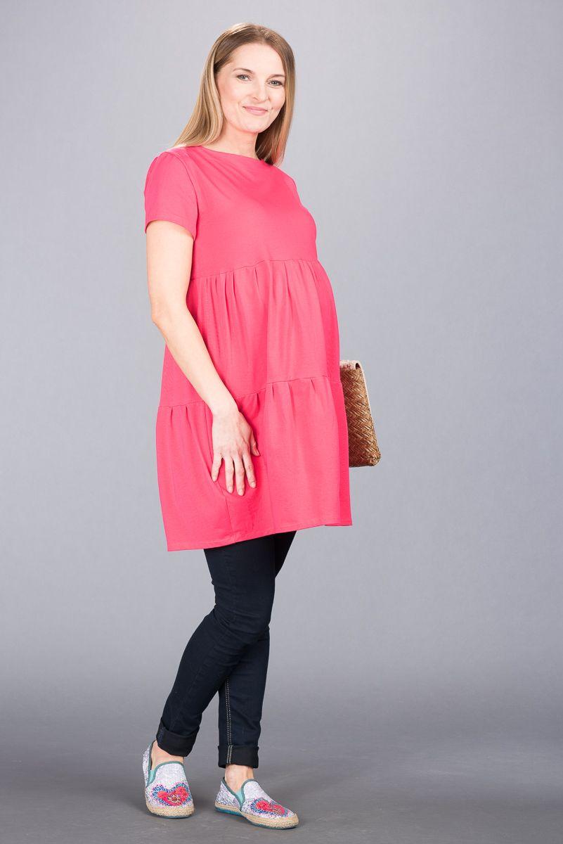 Těhotenská halenka BEBEFIELD - Paula Coral