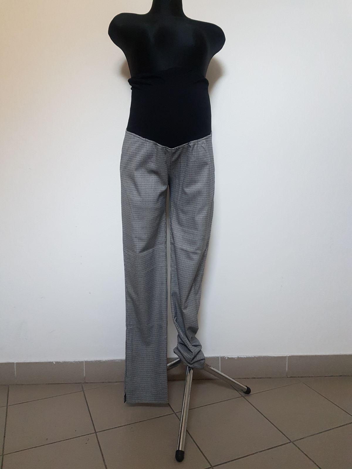 Těhotenské kalhoty BEBEFIELD - Marco - Velikost 44