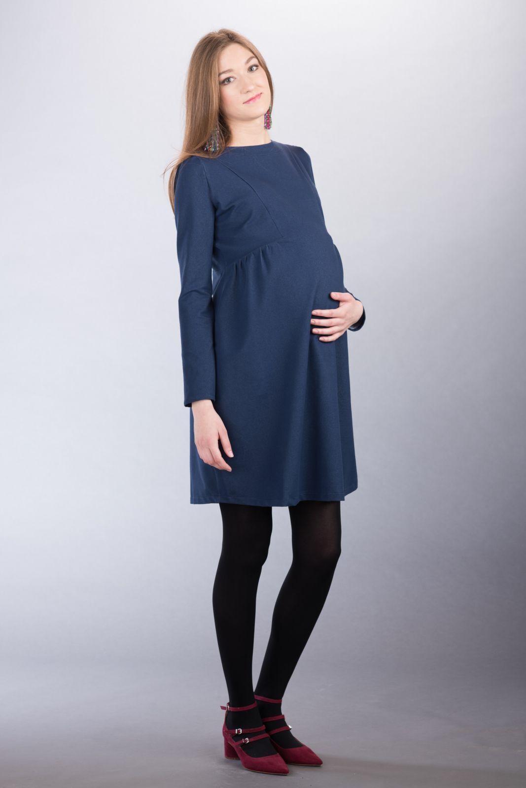 Těhotenské šaty BEBEFIELD - Marcella