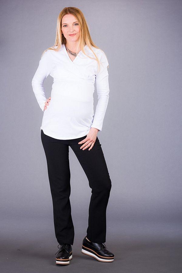 Těhotenské kalhoty BEBEFIELD - Annabel Black