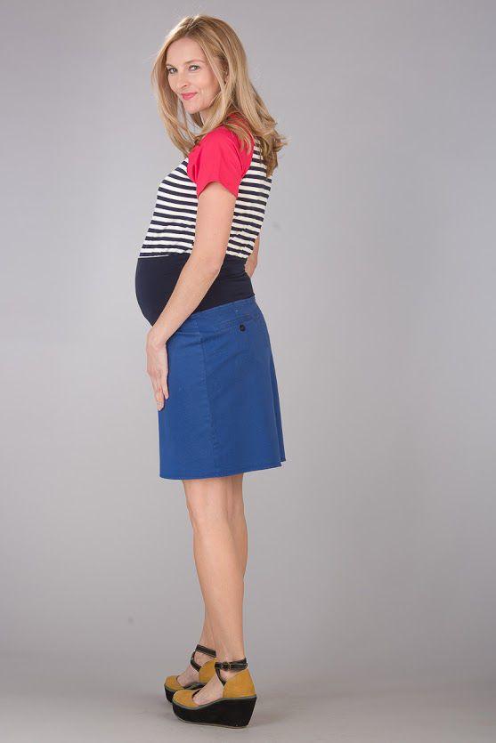 Těhotenská sukně BEBEFIELD - Zoe