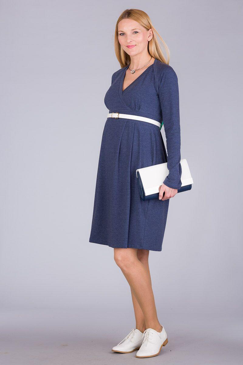 Těhotenské šaty BEBEFIELD - Charlize