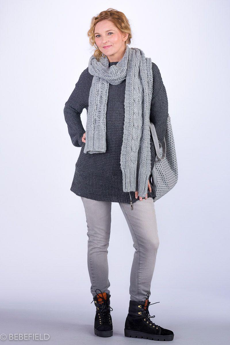 Těhotenské kalhoty BEBEFIELD - Sienna Jeans