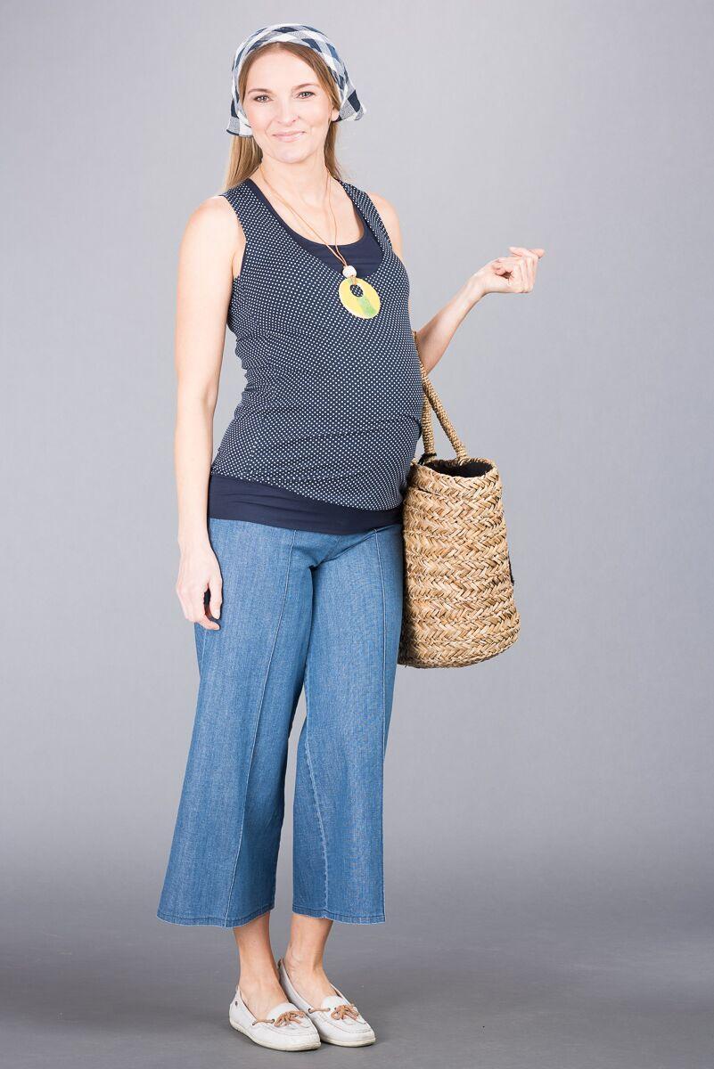 Těhotenské kalhoty BEBEFIELD - Cairo Jeans