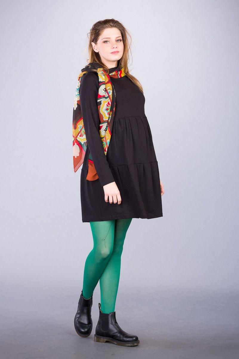 Těhotenské šaty BEBEFIELD - Darlene Black