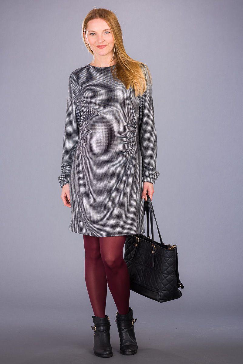 Těhotenské šaty BEBEFIELD - Vesna